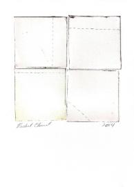 untitled foamboard intaglio, 2014