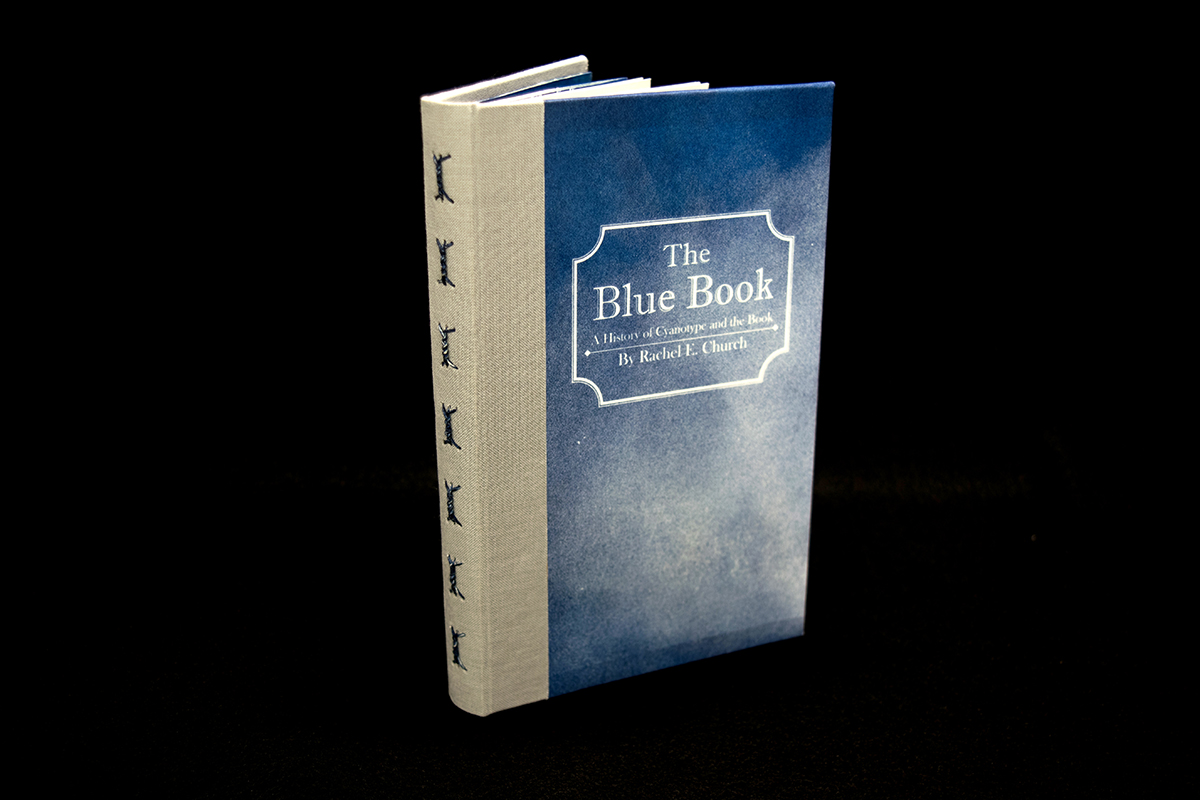 "cover of ""The Blue Book"""