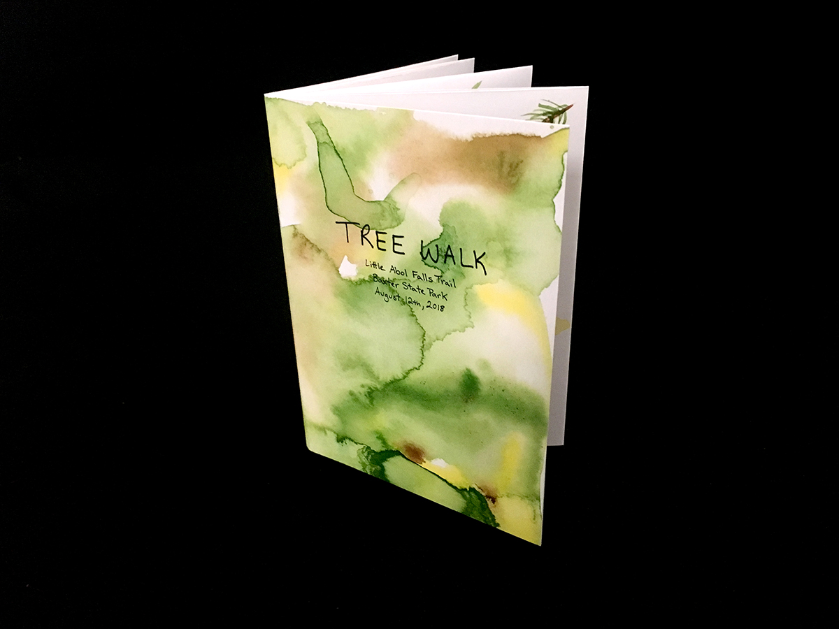 "cover of ""Tree Walk"" book"
